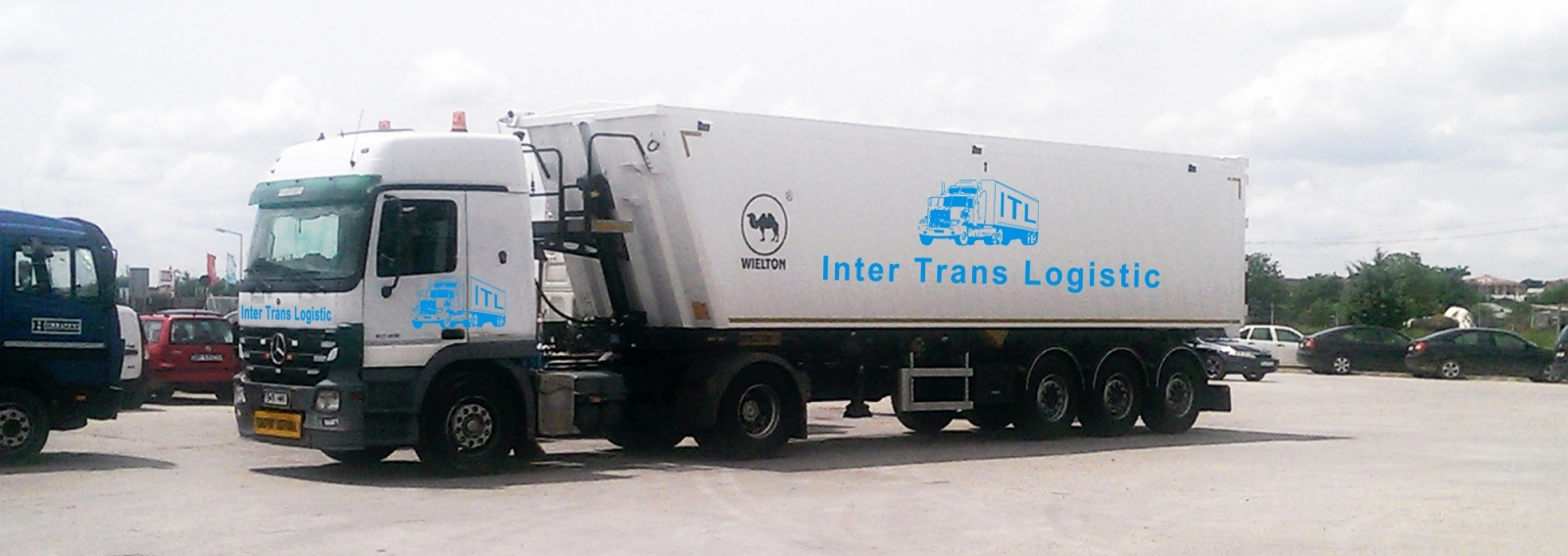 Transport cereale intern & international